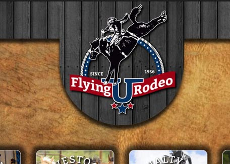 VinceRodDesigns Flying U Rodeo