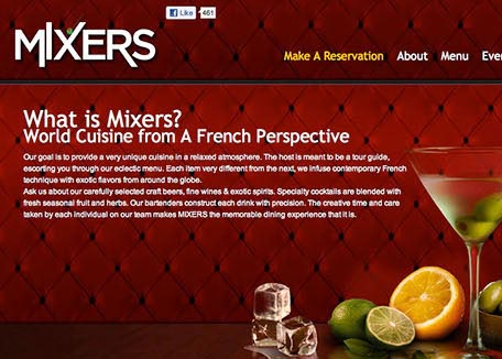 VinceRodDesigns Mixers Lounge
