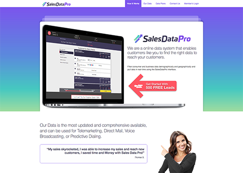 VinceRodDesigns Sales Data Pro